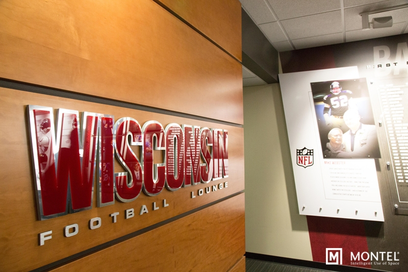 The University of Wisconsin needed equipment storage as powerful as its sports legacy.