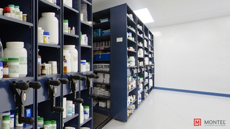 Safeguard student health with organized medical supplies.